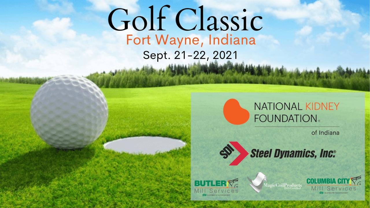 NKFI and Steel Dynamics Golf Classic 2021